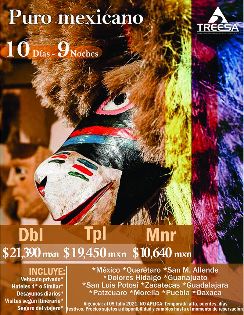 Tour Puro Mexicano
