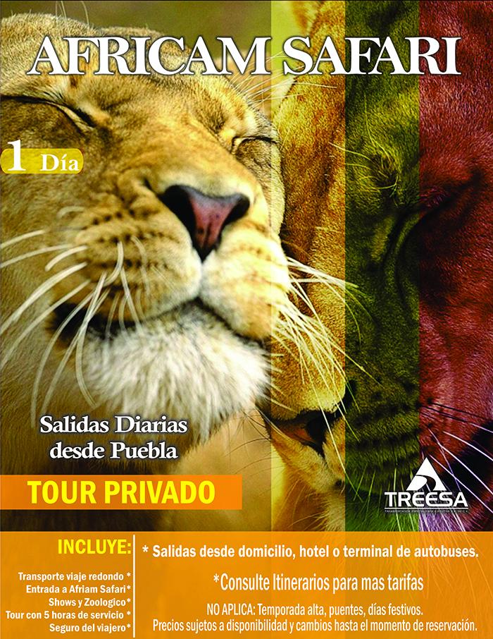 Tour Africam