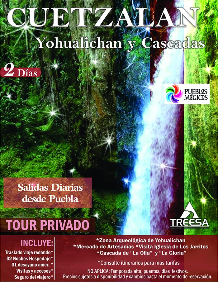 Tour Cuetzalan