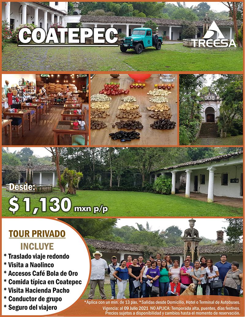 Coatepec y Naolinco
