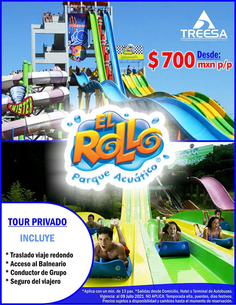 Tour Parque El Rollo